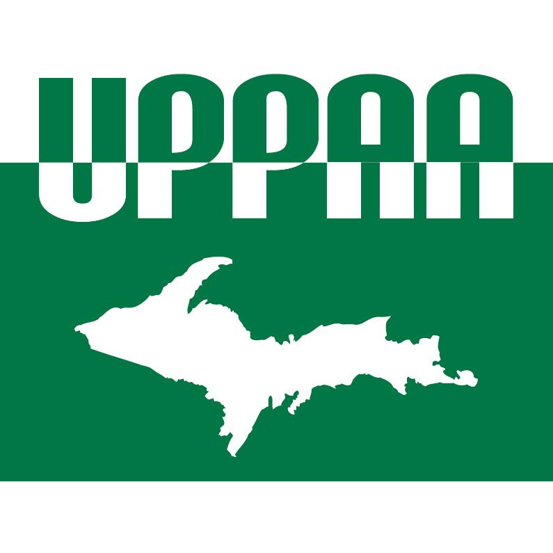 UPPAA Logo, Square, Centered