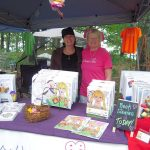 Colleen O'Hara and Diana Oman, the My Heart Smiles team