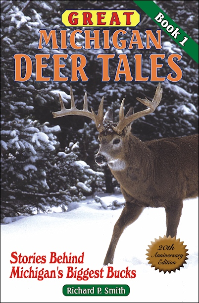 Great Michigan Deer Tales, Book 1 Image