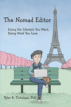 The Nomad Editor by Tyler Tichelaar