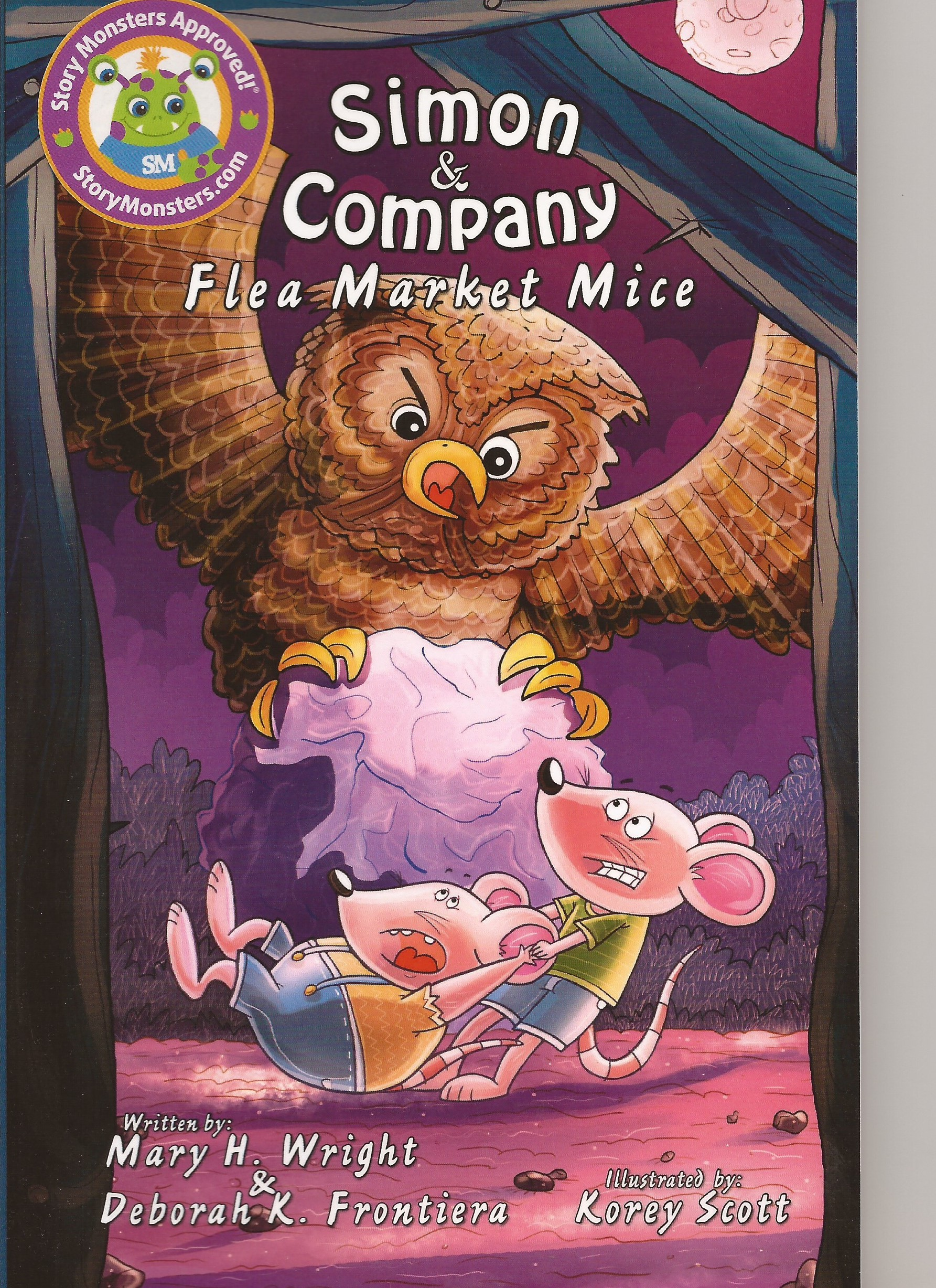 Simon and Company Flea Market Mice Image