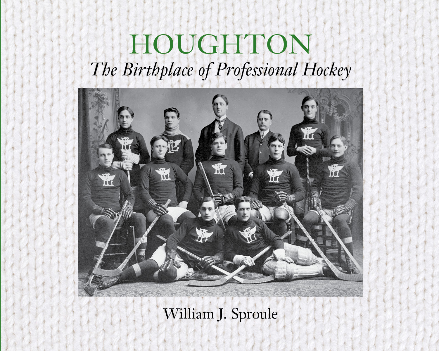 Houghton: The Birthplace of Professional Hockey Image