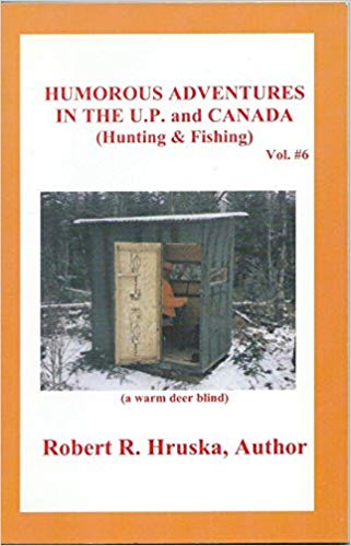 Humorous Adventures in the UP and Canada Image