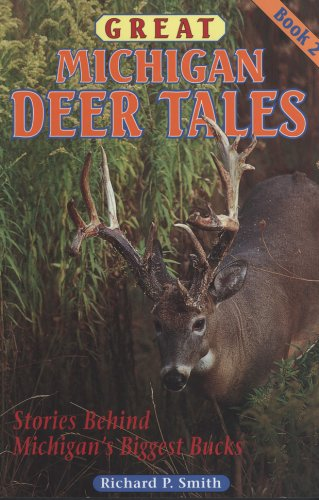 Great Michigan Deer Tales, Book 2 Image
