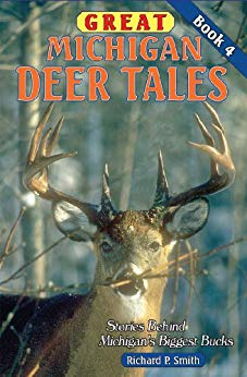 Great Michigan Deer, Tales Book 4 Image