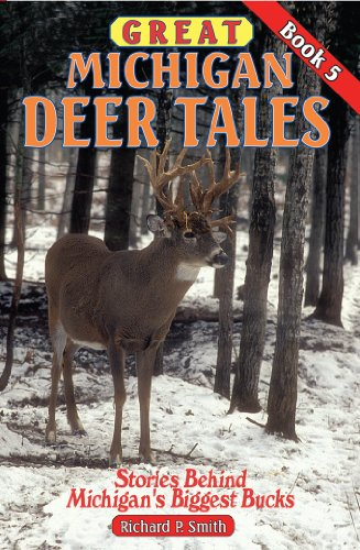 Great Michigan Deer Tales, Book 5 Image