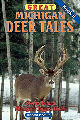 Great Michigan Deer Tales, Book 6 Image