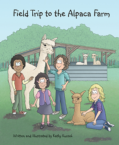 Field Trip to the Alpaca Farm Image