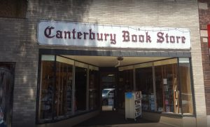 Canterbury Bookstore, Escanaba MI