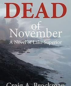 Dead of November cover