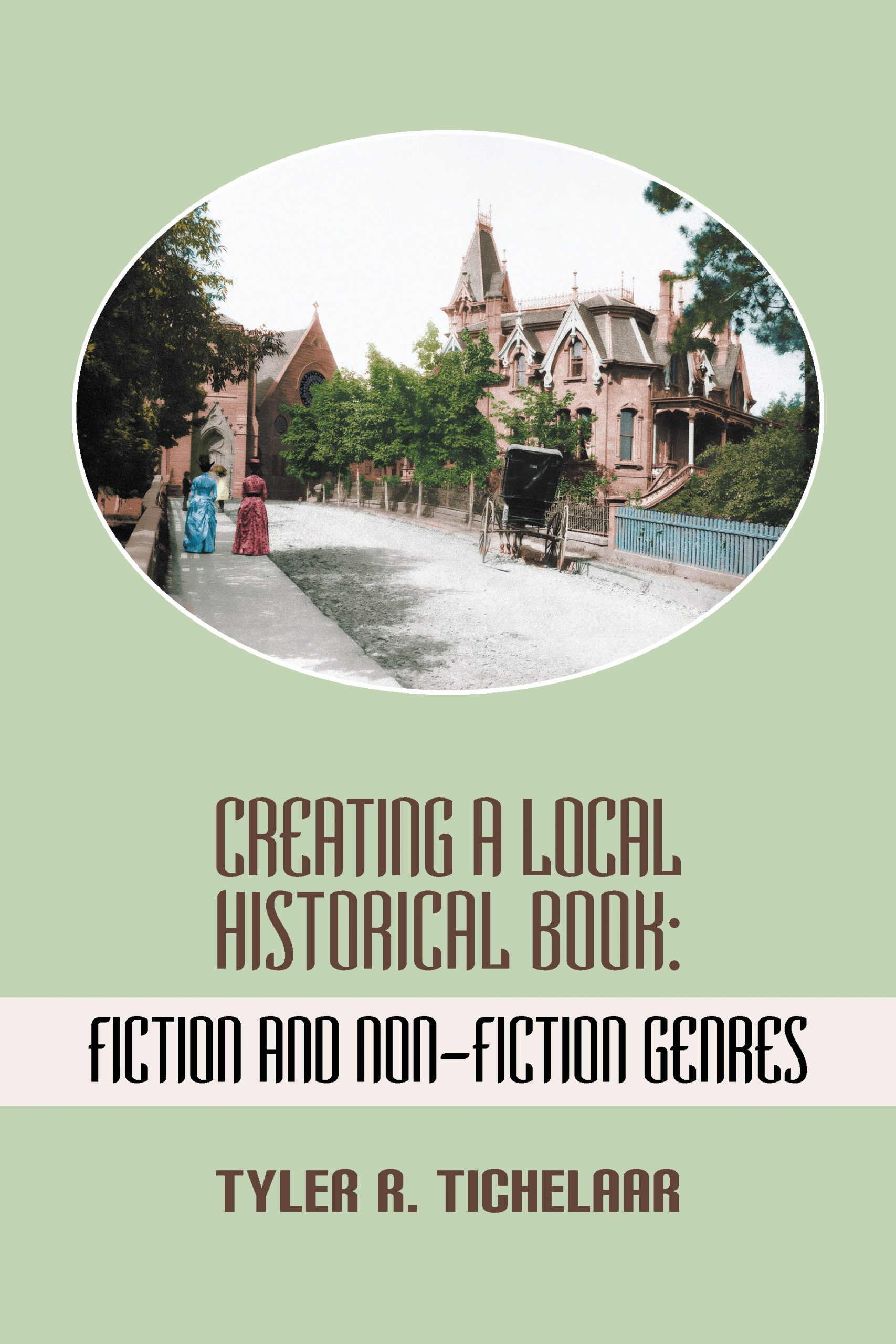 Creating a Local Historical Book: Fiction and Non-Fiction Genres Image