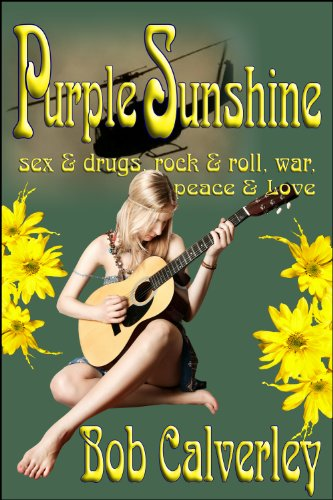 Purple Sunshine: sex & drugs, rock & roll, war, peace & love Image
