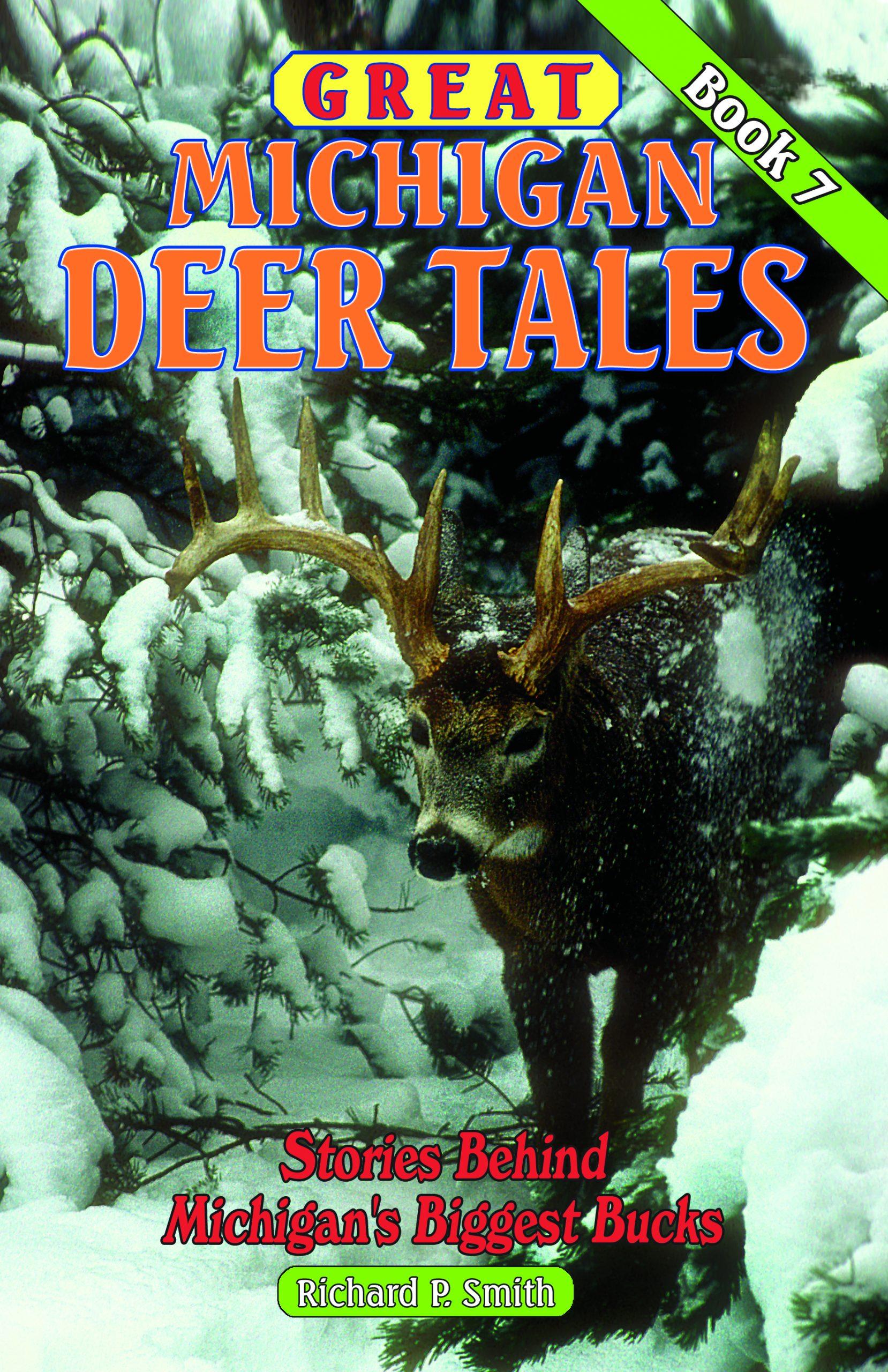 Great Michigan Deer Tales, Book7 Image
