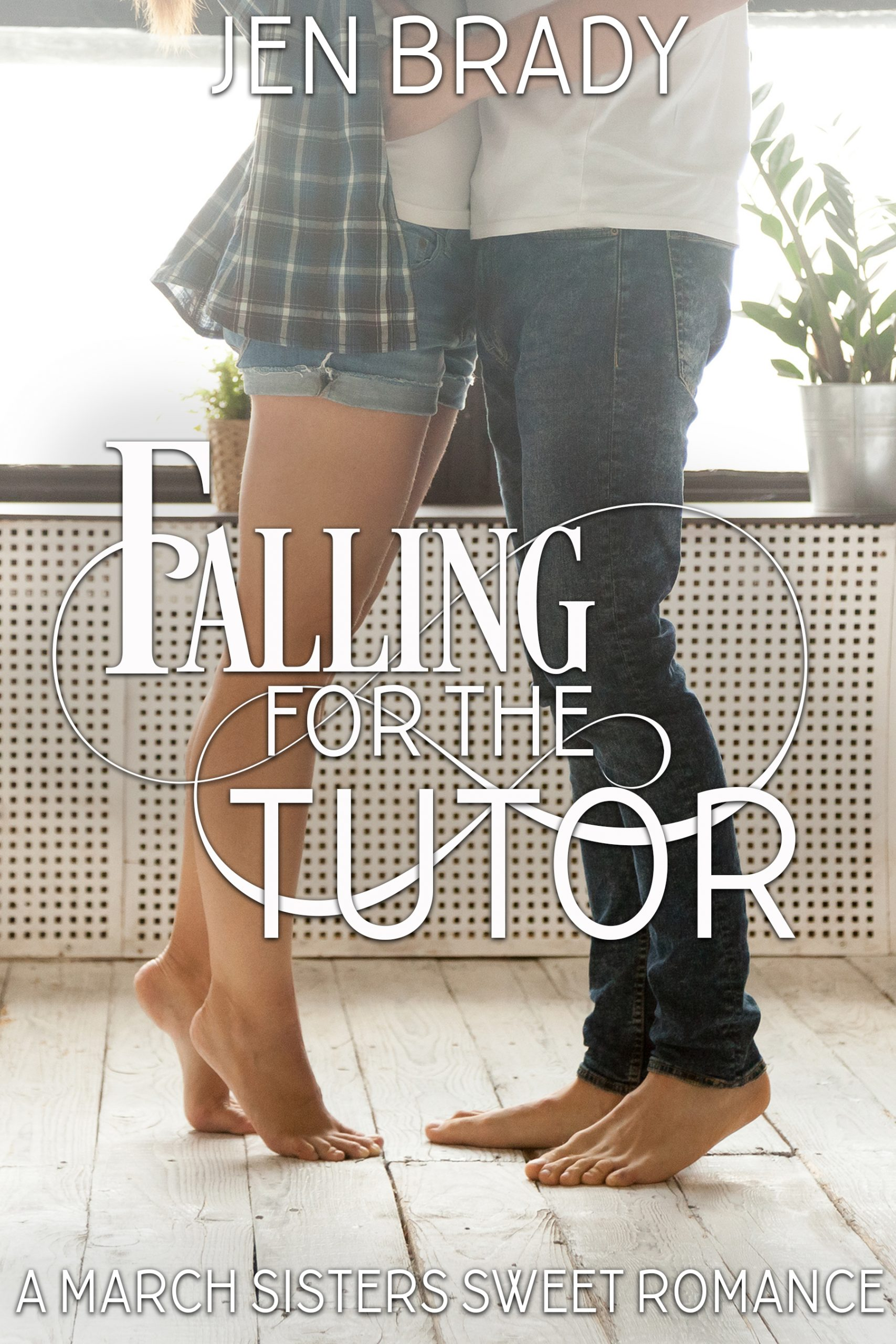 Falling for the Tutor (March Sisters Sweet Romance 2) Image