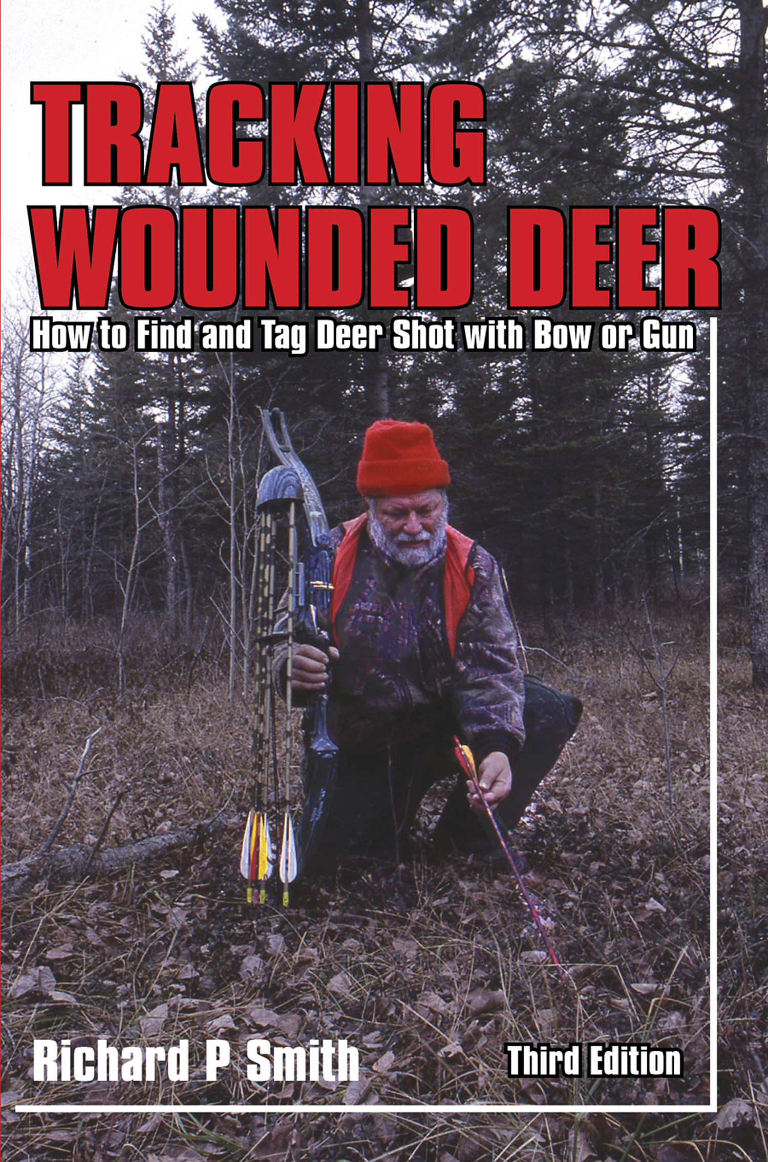 Tracking Wounded Deer, 3rd Edition Image