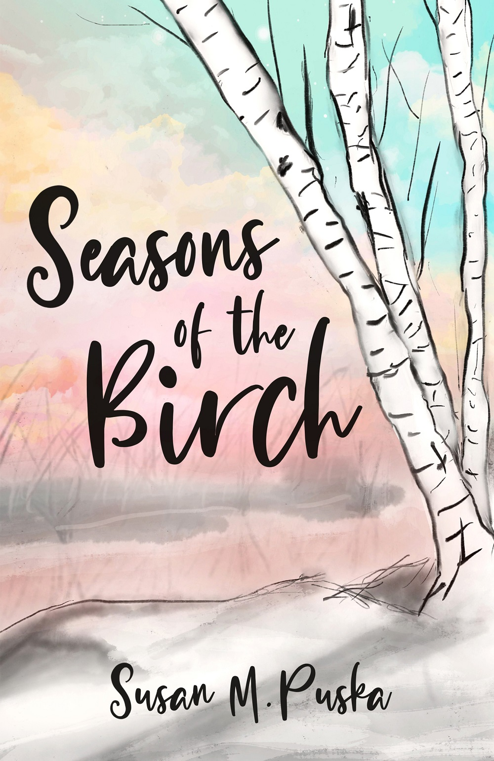 Seasons of the Birch Image